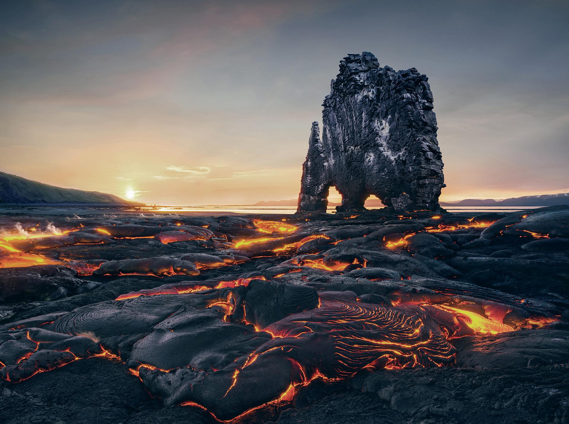 roccia lava def